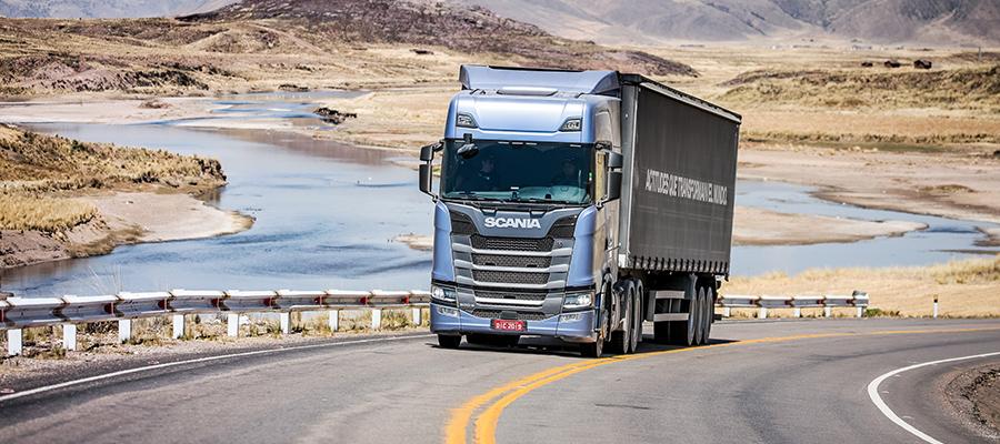 velocidad camiones de segunda mano